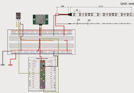 raspberry pi • view topic home automation kitchen cabinet leds wires to jumper everything together on the breadboard to 220 heatsink heatsink compound pir motion sensor