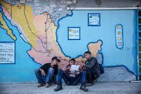 الهجرة من أمريكا الوسطى | الاستجابة الطبية