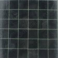 black and white vinyl floor tiles self stick black marble effect self adhesive floor tiles with