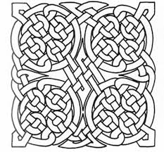 Small Picture Celtic Knot Free Coloring Pages 4 Other Celtic Coloring Pages