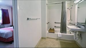 Purple Bathroom Bin Motel 6 San Antonio West Seaworld Hotel In San Antonio Tx 43