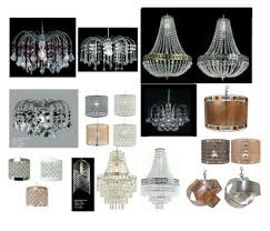 urban 32cm chic chandelier pendant