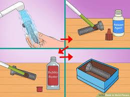 image titled mold plastic step 1