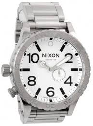 17 best images about mens watches the internet buy nixon shop for nixon the tide watch sanded steel white at kj beckett delivery in the uk returns