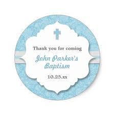 custom baptism sticker templates babyfavors4u