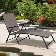 Winston Porter Soileau Pool <b>Folding</b> Reclining <b>Chaise</b> Lounge ...