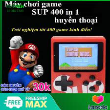 Máy chơi game - Máy chơi game SUP 400 in 1 - Máy chơi game cầm tay - Máy  chơi game 4 nút
