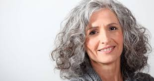 how to go gray from colored hair