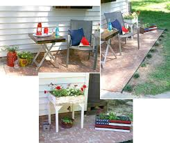 Old Time Pottery Outdoor Furniture