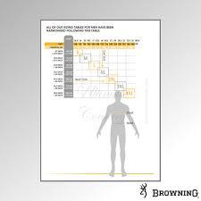Browning Shooting Vest Hidalgo Brown Black 30599768