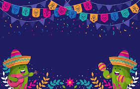 Cinco De Mayo Background Template ...