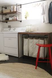 Brilliant small functional laundry room decoration ideas Washer Fresh Laundry Room Table With Storage Brilliant Folding Best 1000 Idea About On Pinterest Basket Shelf Home Interior Ideas Explore Your Dream Fresh Laundry Room Table With Storage Small Wooden Folding Two Tone