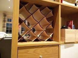 IKEA KALLAX Wine Rack Insert