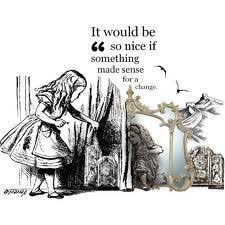Through The Looking Glass Quotes Magnificent Alice Through The Looking Glass Quotes About Time You Are Through