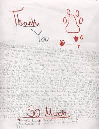 donor thank you letters best practices