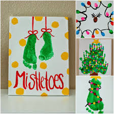 Christmas Arts And Crafts For Kids To MakeChristmas Arts And Crafts For Preschoolers