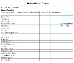 Ticket Sales Spreadsheet Template Monthly Budget Sheet Template