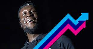 Stormzy Debuts At Number 1 On The Uks Official Trending