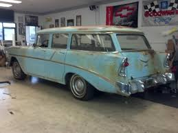 Wrapping the Wagon - TriFive.com, 1955 Chevy 1956 chevy 1957 Chevy ...