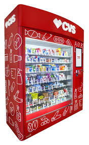 Over The Counter Medication Vending Machine Cool Pharmaceutical Vending Machines Convenience Machine