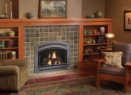 cozy fireplace with shelving google search