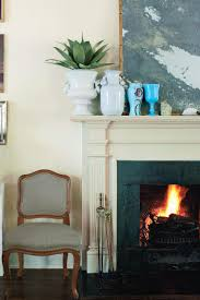 Neutral Fireplace