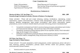 Executive Assistant Writing Sample Full Size Of Resume Writing