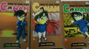 Đã xong - Mấy Quyển Conan Bộ Cũ/ Truyện Tranh/ Đông Chu Liệt Quốc... |  Lamchame.com - Nguồn thông tin tin cậy dành cho cha mẹ