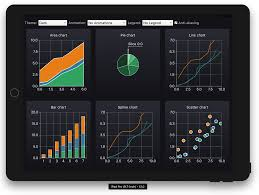 Qt Charts Show Your Data Qt Data Visualization And Qt Charts Hands