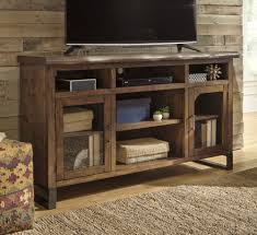 ashley furniture fireplace tv stand. Unique Stand Ashley Furniture Esmarina LG TV Stand With FireplaceAudio Option In Walnut  Brown Inside Fireplace Tv E