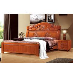 Chinese bedroom furniture Aliexpress Guangdong Chinese Style Handmade Carved Solid Wood Bedroom Furniture Double King Size With White Walnut Color Sleleton Beds B1 Brooksphotographyco Guangdong Chinese Style Handmade Carved Solid Wood Bedroom Furniture
