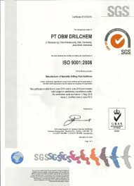 Drilchem Manufacturing Facility Receives Iso Accreditation Drilchem