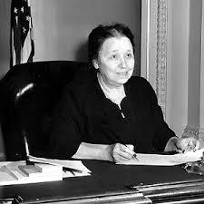 「1932  First elected female senator(HISTORY)」の画像検索結果
