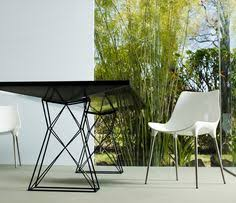 modloft modern contemporary furniture curzon 102in dining table