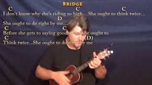 ticket to ride song ticket to ride the beatles ukulele cover  ticket to ride the beatles ukulele cover lesson in g chords ticket to ride the beatles
