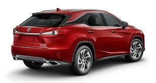 2018 lexus rx 350l. brilliant 350l 2018 lexus rx 350  rear and lexus rx 350l