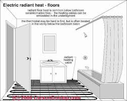 Heated Bathroom Floor Magnificent Mistakes To Avoid When Installing Radiant Heat In A Concrete Floor