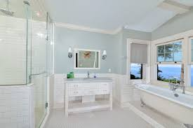chair rail bathroom. Chair Rail Molding Bathroom Traditional With Crown Contemporary Showerheads  And Body Sprays
