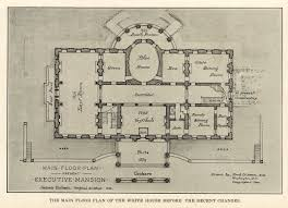 oval office floor plan. White House Floor Plan Residence Plans Residences Singapore Oval Office Living Quarters Medium