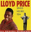 Lloyd Price Sings His Big Ten