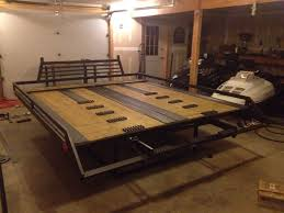 My new sled deck that I just finished building. | Snowmobiles ...