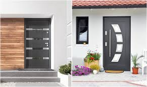 metal front doorSteel 36 Exterior Doors  In Stock  Modern Home Luxury