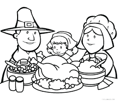 Printable Thanksgiving Coloring Pages Printable Thanksgiving