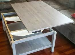 coffee table pop up top coffee table design ideas