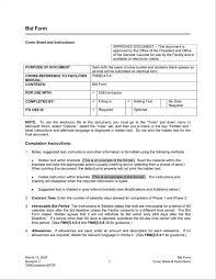Free Construction Bid Proposal Template Bid Proposal Form Template ...