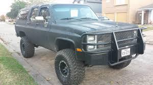 1988 Chevrolet V10 Suburban Silverado Sport Utility 4-Door 5.7L ...