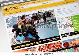 yellow pages phonebook yellow pages phonebook stock photo