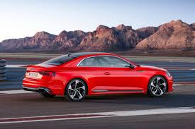 2018 Audi RS5 Coupe- In the second generation of the Audi RS5 ...