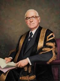 Sir Samuel Curran (1912–1998), DL, MA, PhD, DSc, LLD, ScD, FRS ...