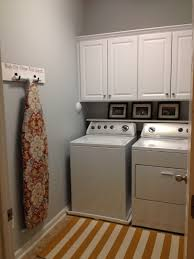 Home Depot Laundry Cabinet My New Laundry Room Paint Benjamin Moore Pale Smoke Cabinets